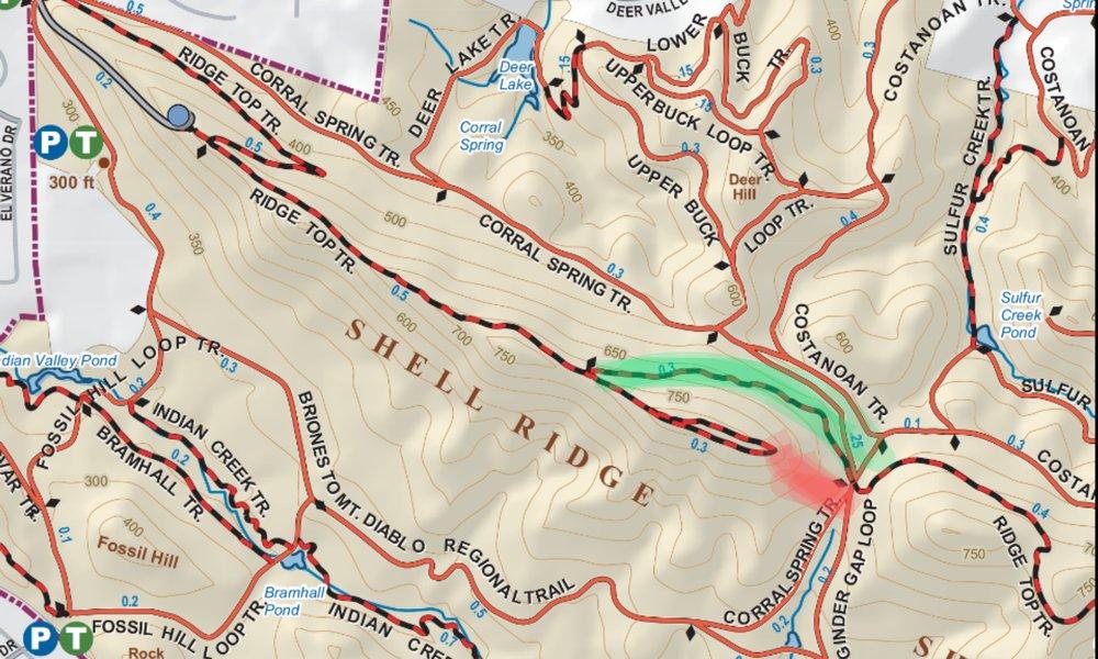Shell Ridge Open Space
