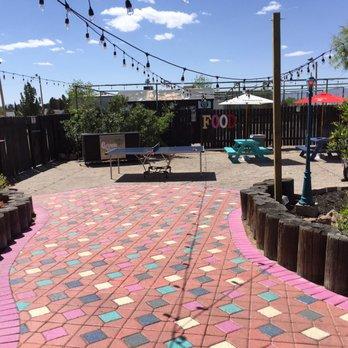 Photo Of Gringo Theory   El Paso, TX, United States. Back Patio Walk