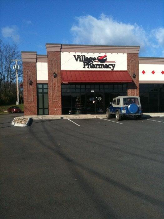 Village Pharmacy: 2541 E Broadway Ave, Maryville, TN