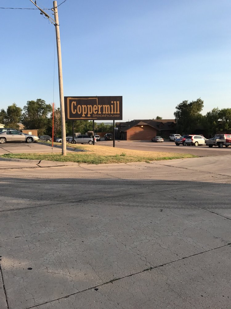 Coppermill Steakhouse: N Hwy 83, Mc Cook, NE