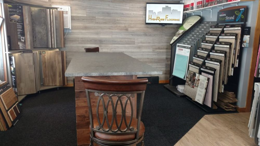 High Rise Flooring: 2154 Hastings Ave S, Newport, MN