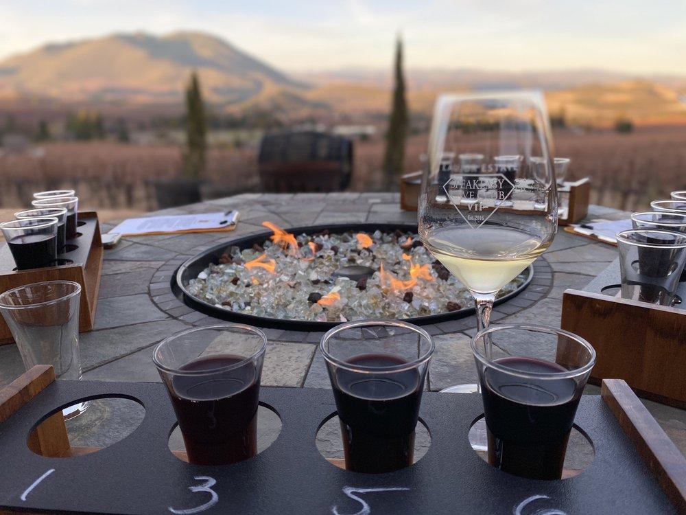 Laujor Estate Winery: 8664 Siegler Springs Rd, Kelseyville, CA
