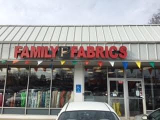Family Fabrics: 70 Broadway, Hicksville, NY