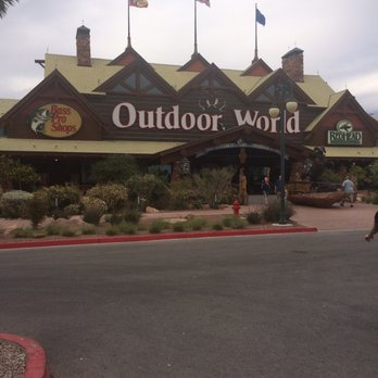 What states have Bass Pro Shops locations?