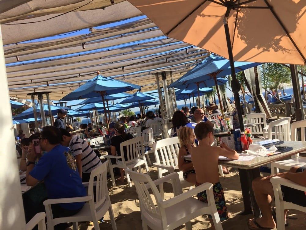 Paradise Cove Beach Cafe Malibu Yelp