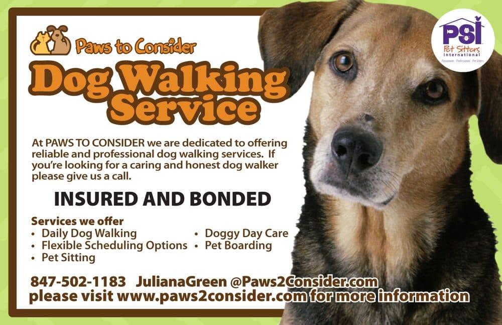 Dog Walking Services Near Me Yelp