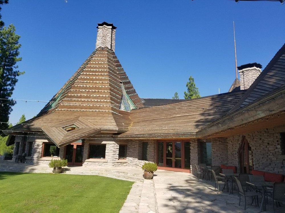 Nakoma By Frank Lloyd Wright: 3887 Portola McLears Rd, Portola, CA