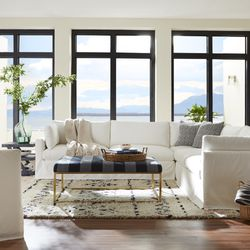 Photo Of Malouf Furniture   Foley, AL, United States. Sylvie Sectional From  Robin
