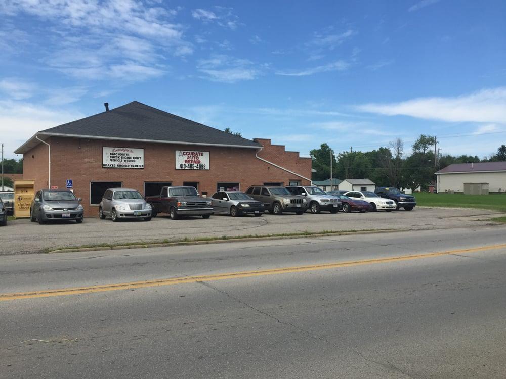 Accurate Auto Repair: 305 E Main St, Crestline, OH