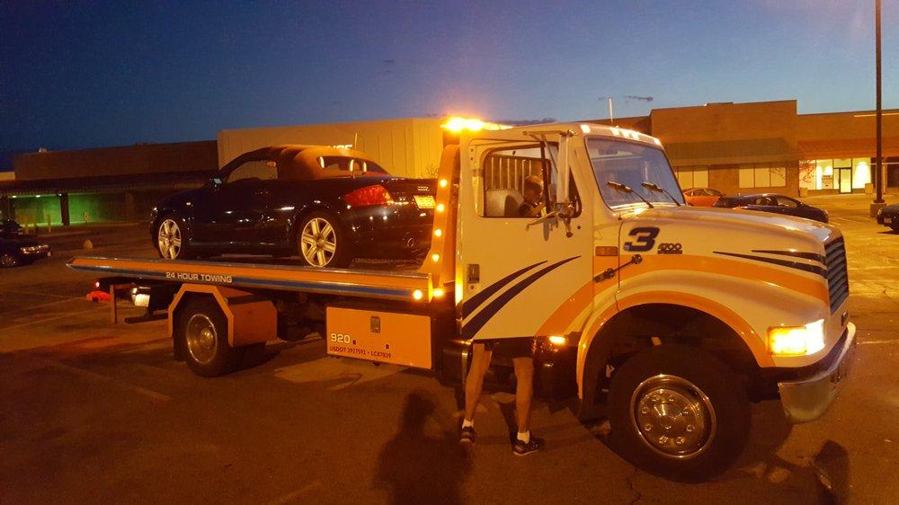 SOS Road Rescue: 1675 Enterprise Dr, Platteville, WI