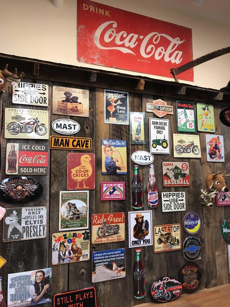 Mast General Store: 516 N Trade St, Winston-Salem, NC