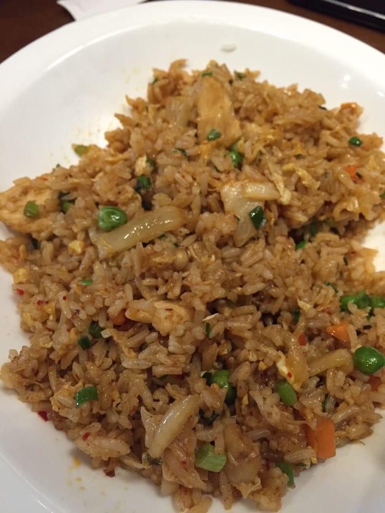Kimchi fried rice yelp for Asian cuisine tulsa ok