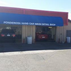 Ponderosa Car Wash Prescott