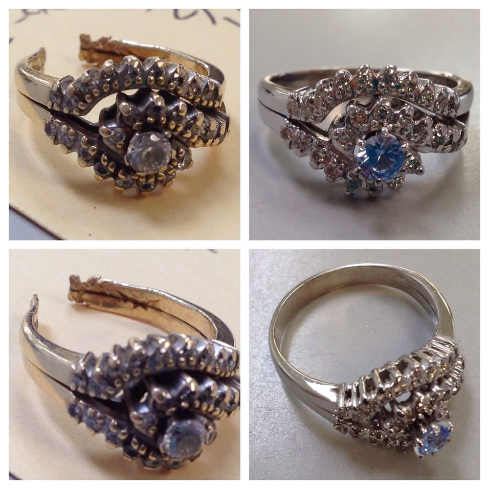 Beautiful Work Restoring Grandma's Old Wedding Ring! Looks