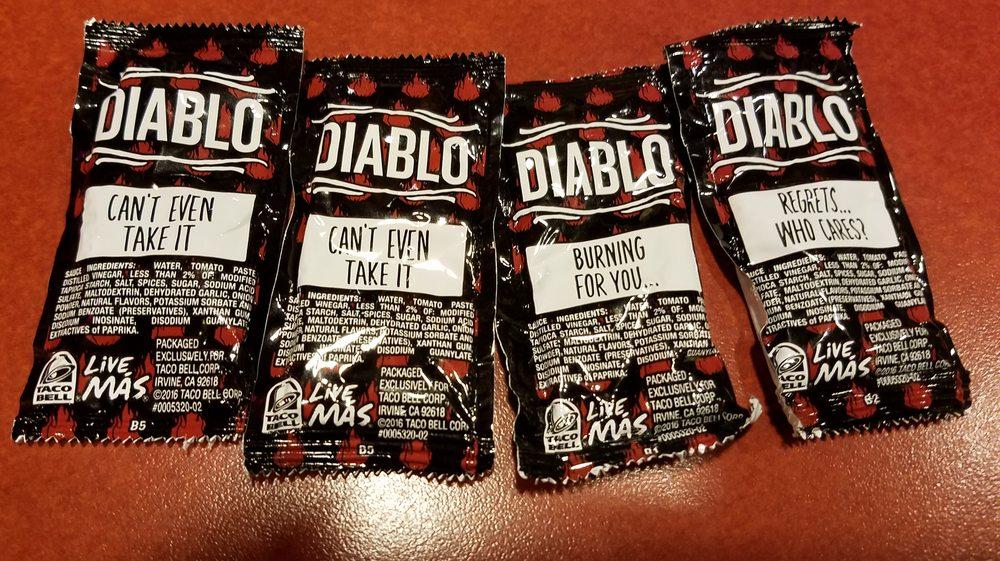 Taco Bell: 801 West Davis Street, Cle Elum, WA