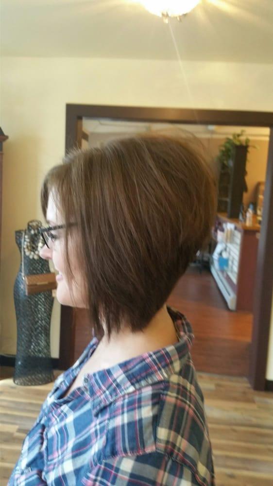Sassy a line haircut yelp photo of kayla hermann casper wy united states sassy a line winobraniefo Images