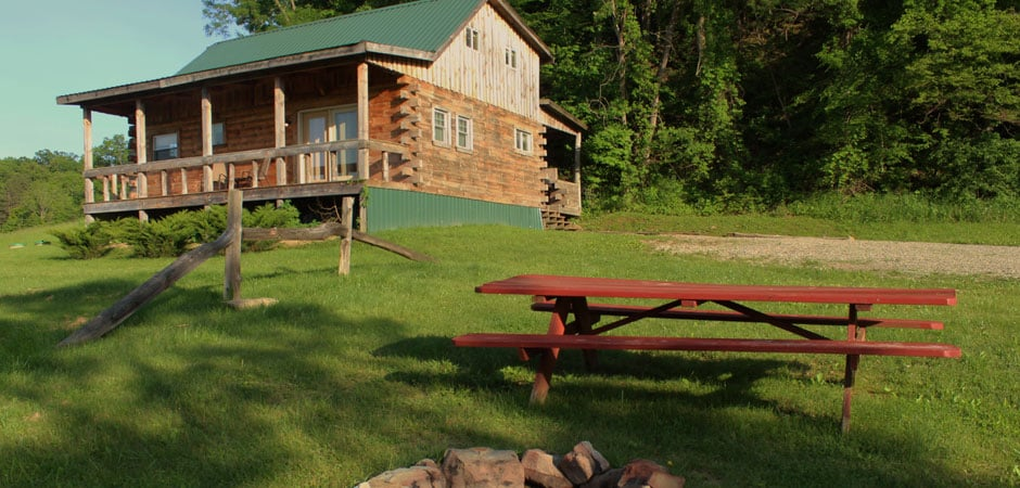 Timberline Cabins: 65944 Endley Rd, Cambridge, OH