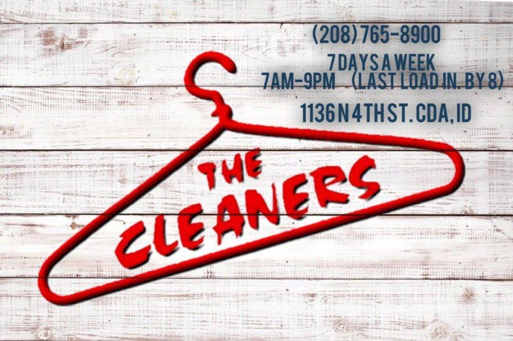 Cleaning & Laundry Village: 1136 N 4th St, Coeur D Alene, ID