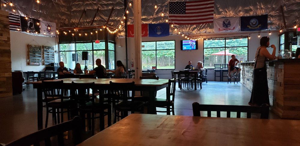 Tucked Away Brewing Company: 8420 Kao Cir, Manassas, VA