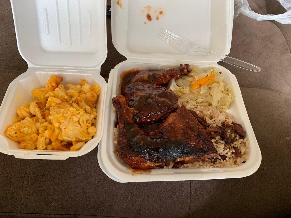 Taster's Caribbean Soul Food Resturant: 3365 Acworth Oaks Dr, Acworth, GA