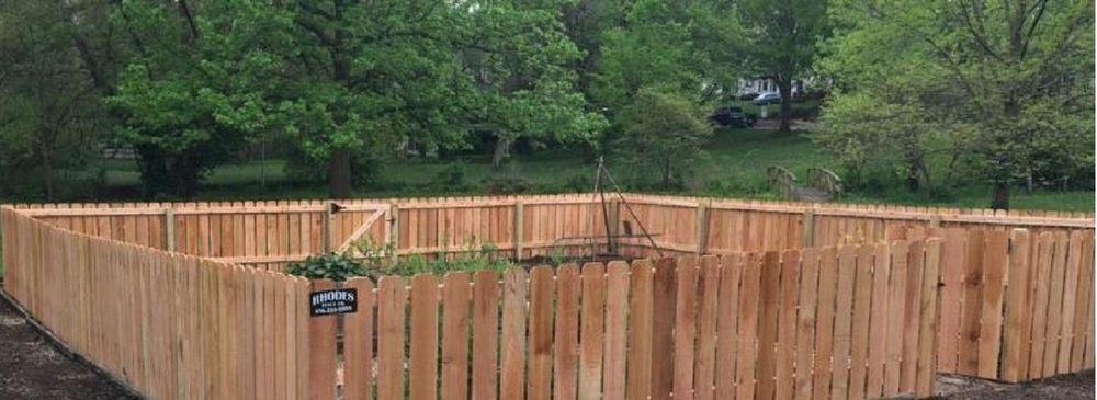 Rhodes Fence