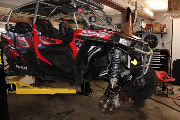 Orange County UTV Performance Foothill Ranch, CA Motorcycle Repair