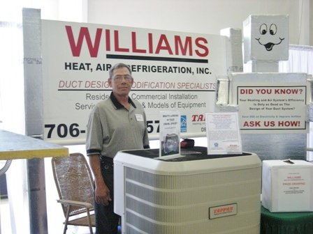 Williams Heat Air & Refrigeration: 50 Foot Hills Dr, Cleveland, GA