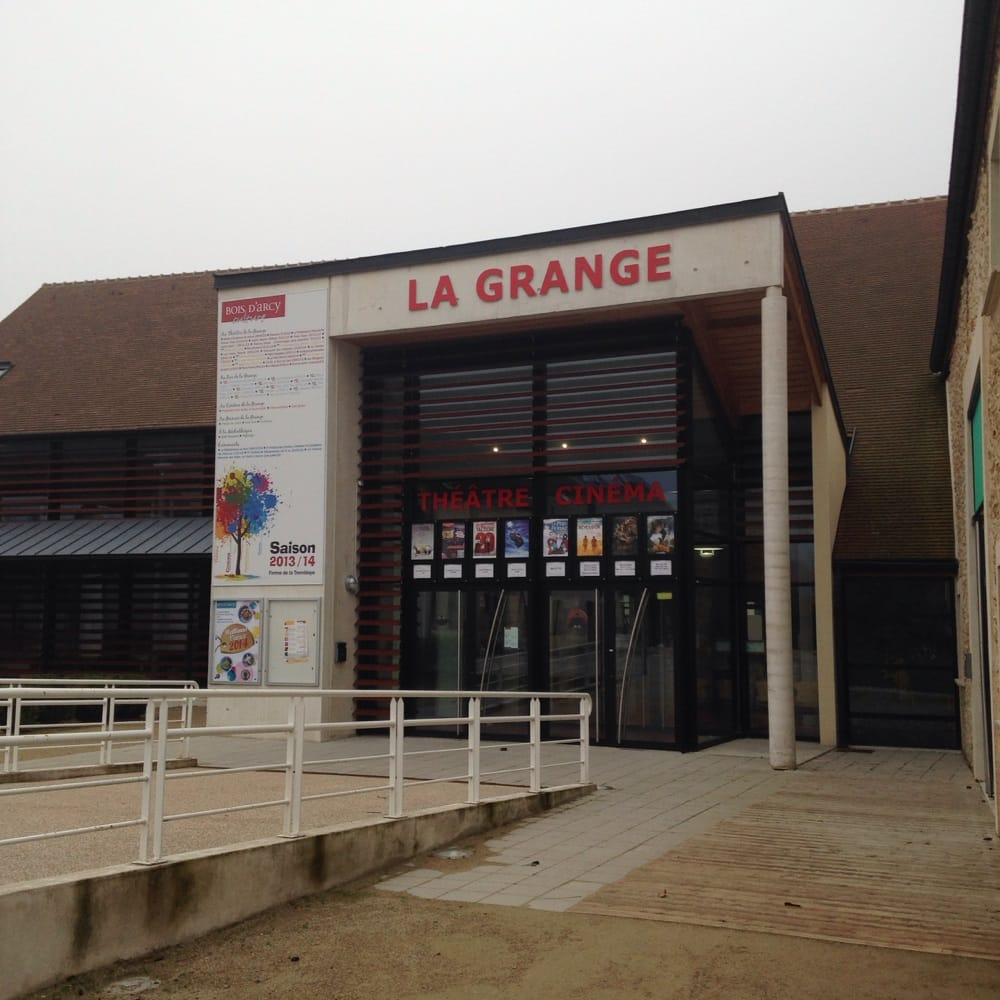 La Grange De La Tremblaye  Spectacle  Rue du parc, Bois  ~ Restaurant Bois D Arcy
