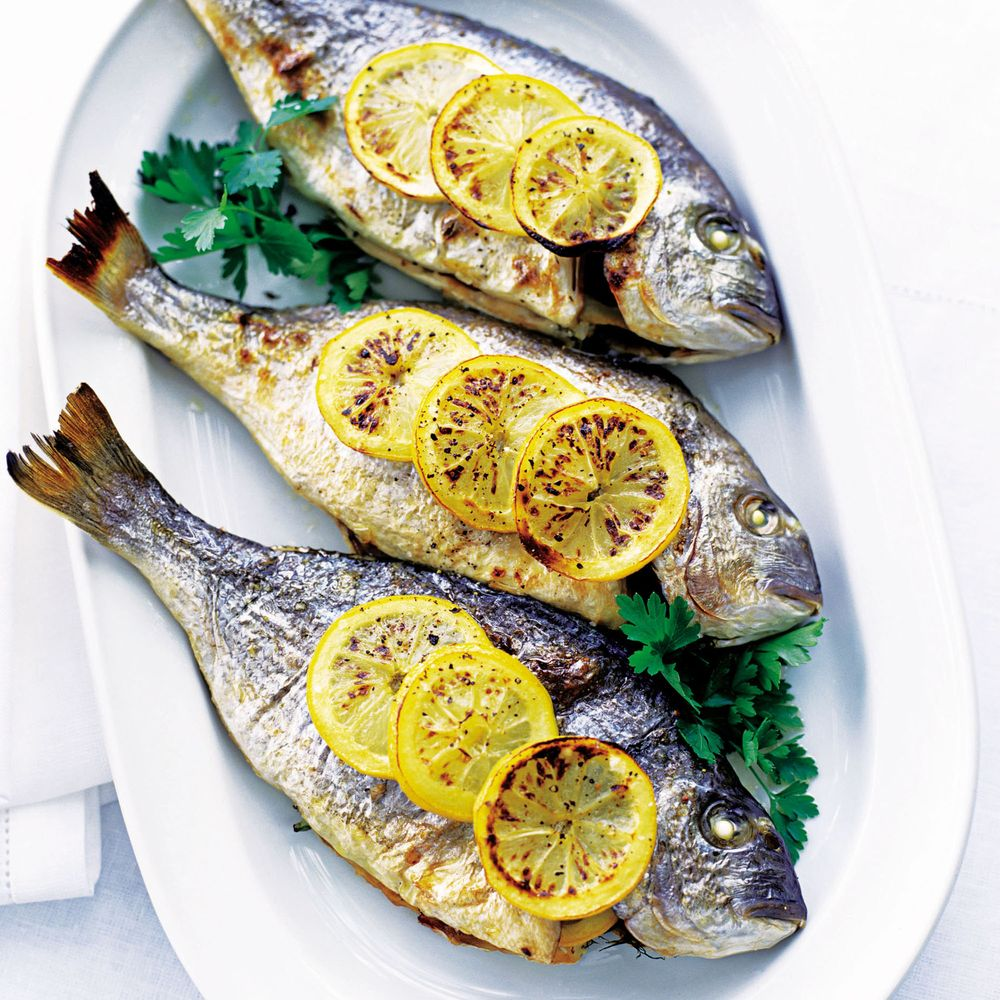 Food from Flagship Specialty Foods & Fish Market