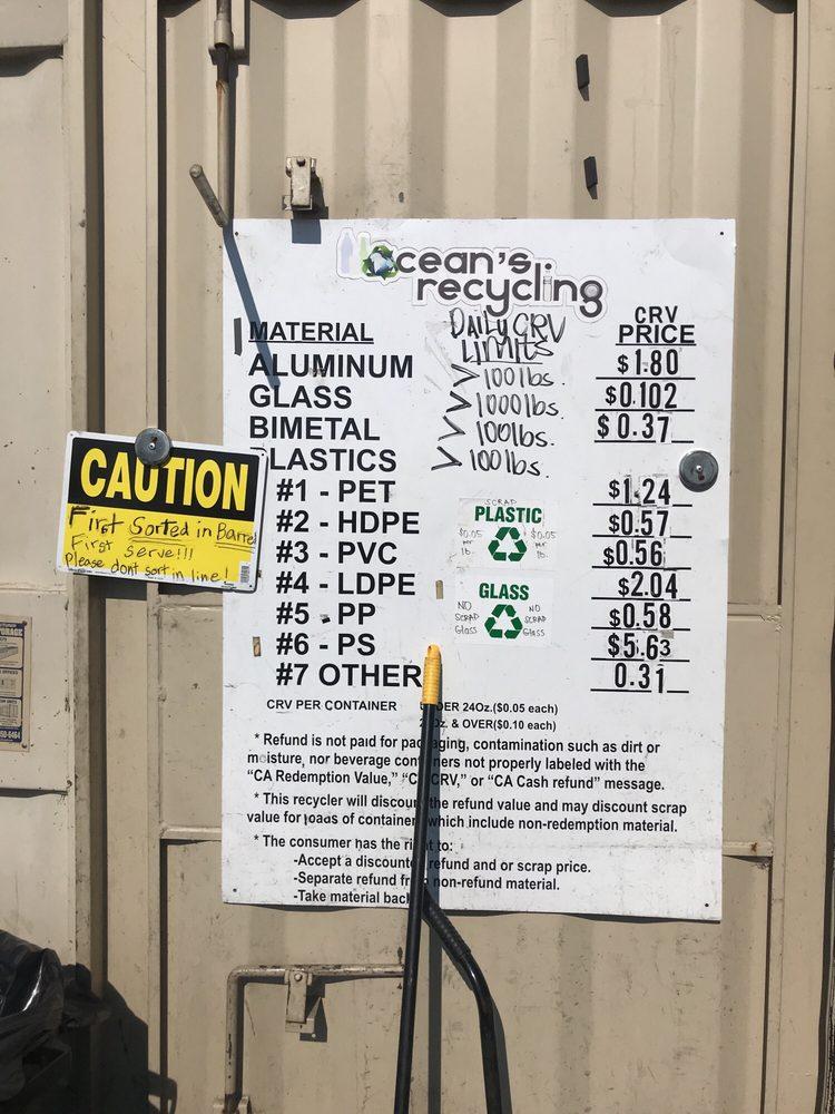 Ocean's Recycling: 5301 Fruitridge Rd, Sacramento, CA