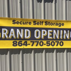 Delicieux Photo Of Secure Self Storage   Lyman, SC, United States. Now Open