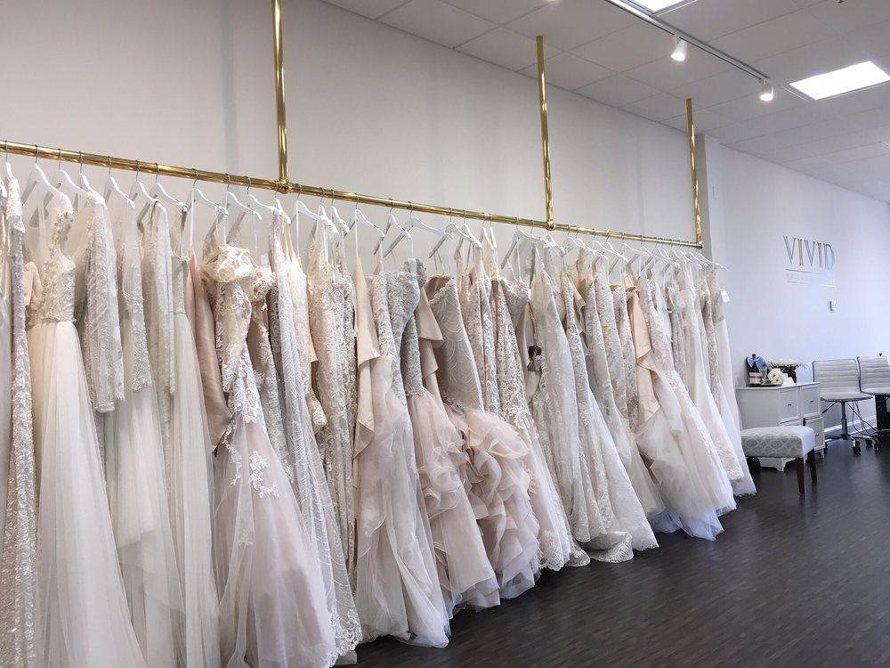 Vivid Bridal Boutique: 2223 Old Bridge Rd, Woodbridge, VA
