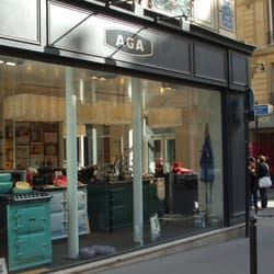 Aga Shop Paris Cuisine Salle De Bain Rue Du Bac Musée D - Cuisine aga
