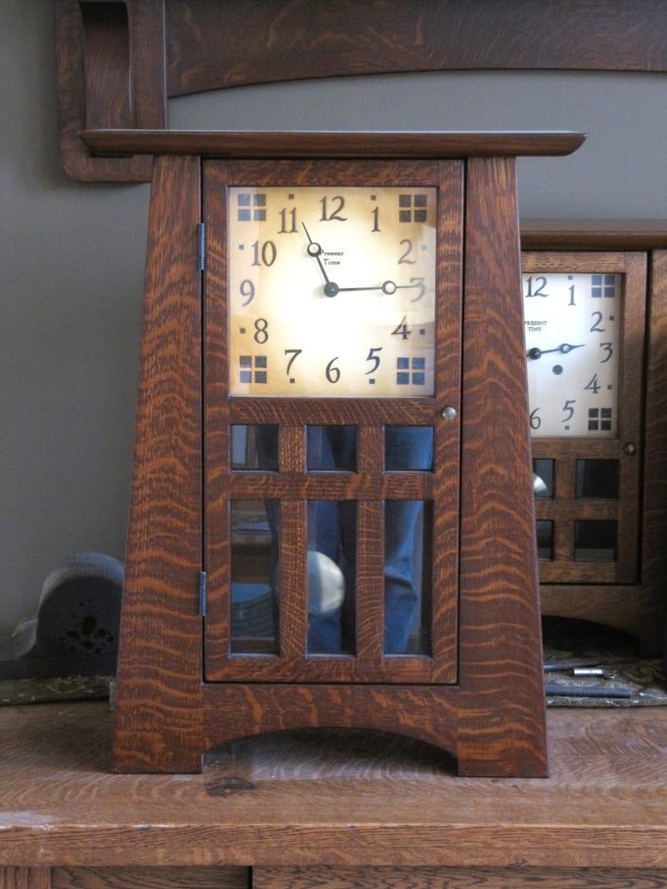 Present Time Clocks: 5590 Maleng Rd, Acme, WA