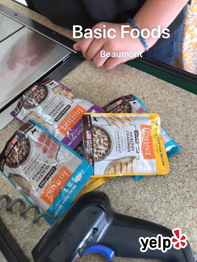 Basic Foods: 6220 Phelan Blvd, Beaumont, TX