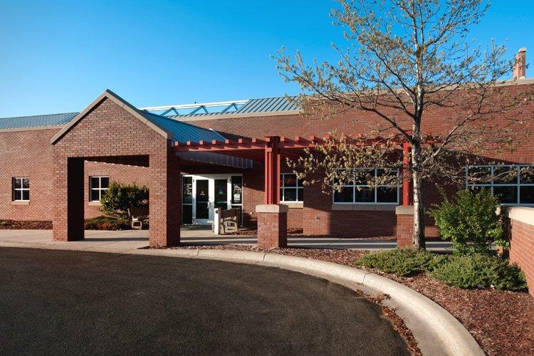 Fairview Clinics - Lino Lakes: 7455 Village Dr, Lino Lakes, MN