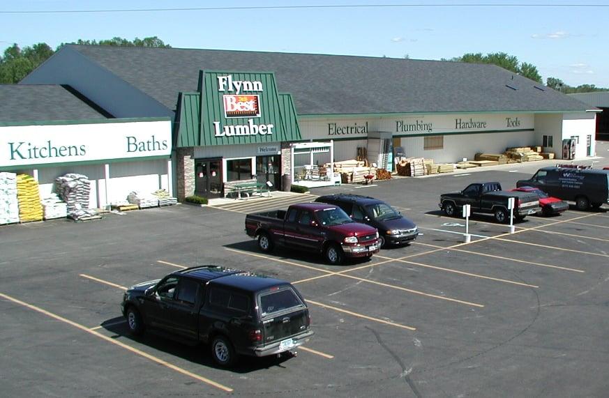 Flynn Lumber & Supply Company: 2465 W M 61, Gladwin, MI