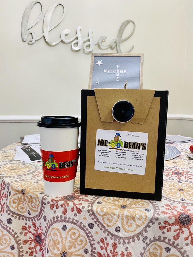 Social Spots from Joe Beans Express Espresso