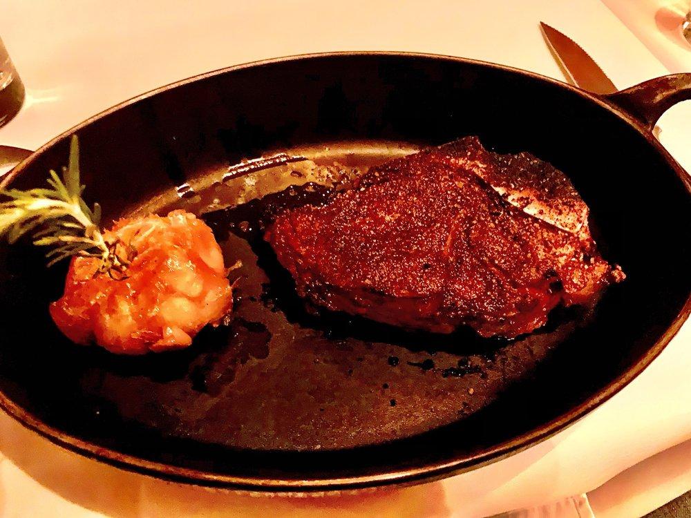 Steakhouse No. 316: 316 E Hopkins Ave, Aspen, CO
