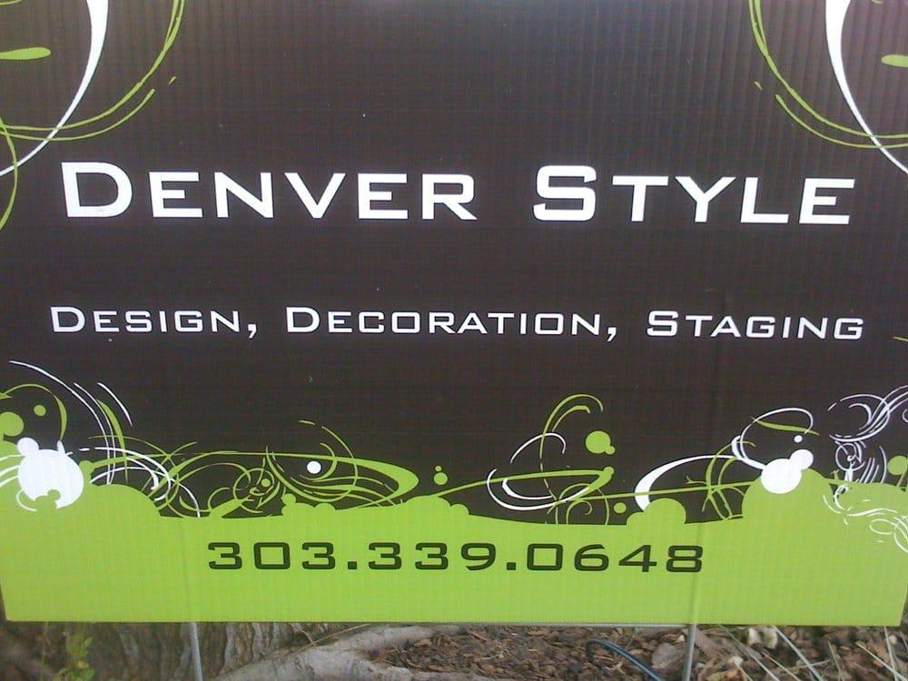Denver Style Interiors