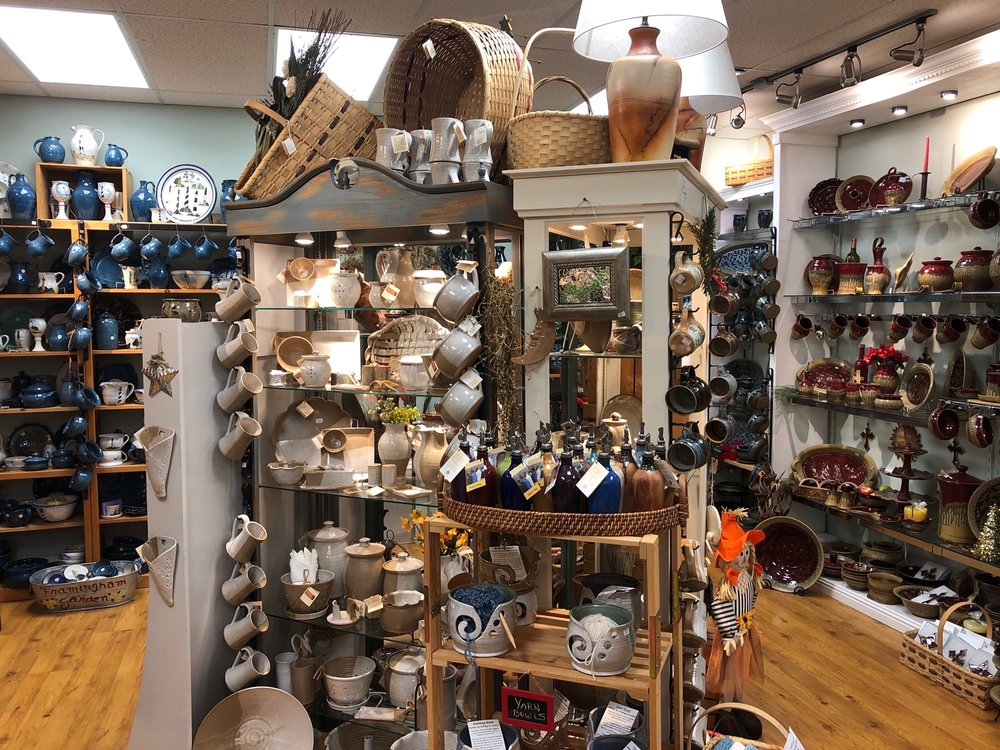 Seagrove Pottery of Cary: 1267 Kildaire Farm Rd, Cary, NC