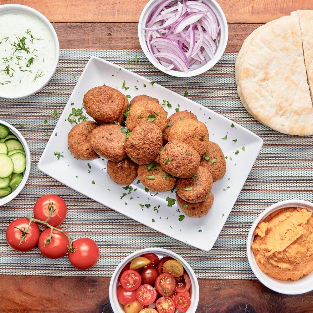 Cafe Petra Greek & Lebanese Restaurant: 2800 Marina Bay Dr, League City, TX