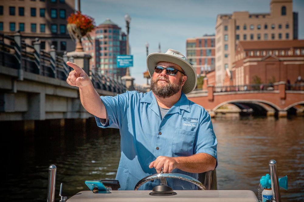 Social Spots from Providence River Boat Company