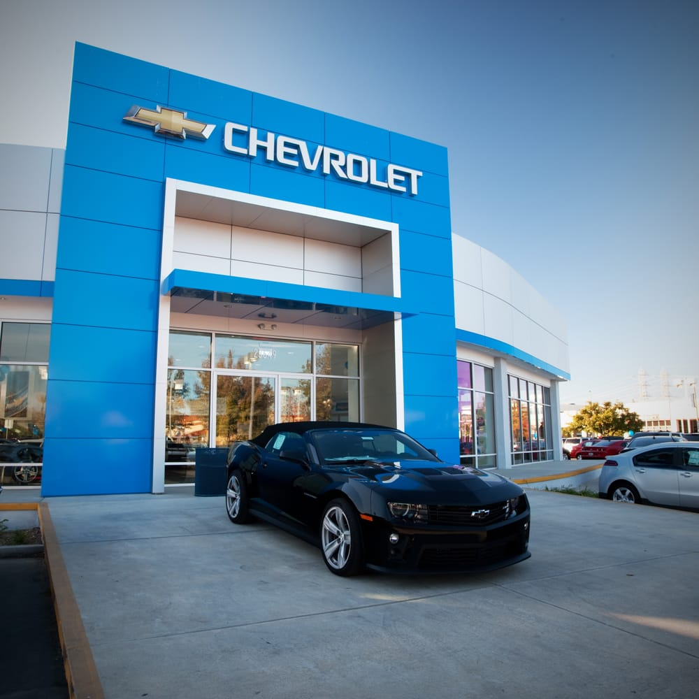 Chevrolet Dealer Nearby: AutoNation Chevrolet Valencia