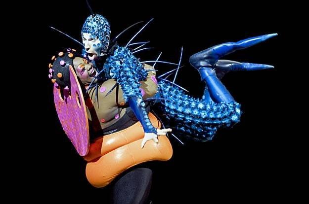 Social Spots from Cirque du Soleil - OVO