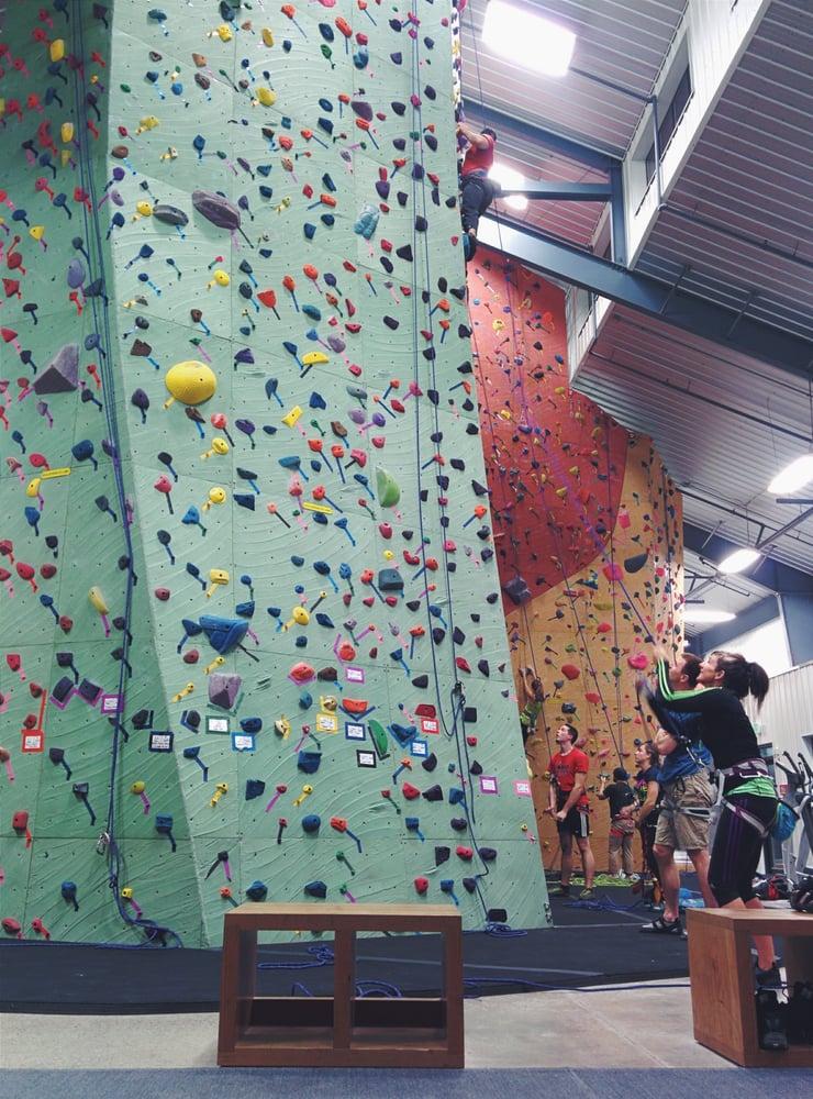 Elegant Rock Climbing Gym Dc