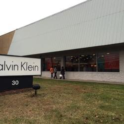Calvin Klein Outlet Store - 30 Enterprise Ave N 9430c934601