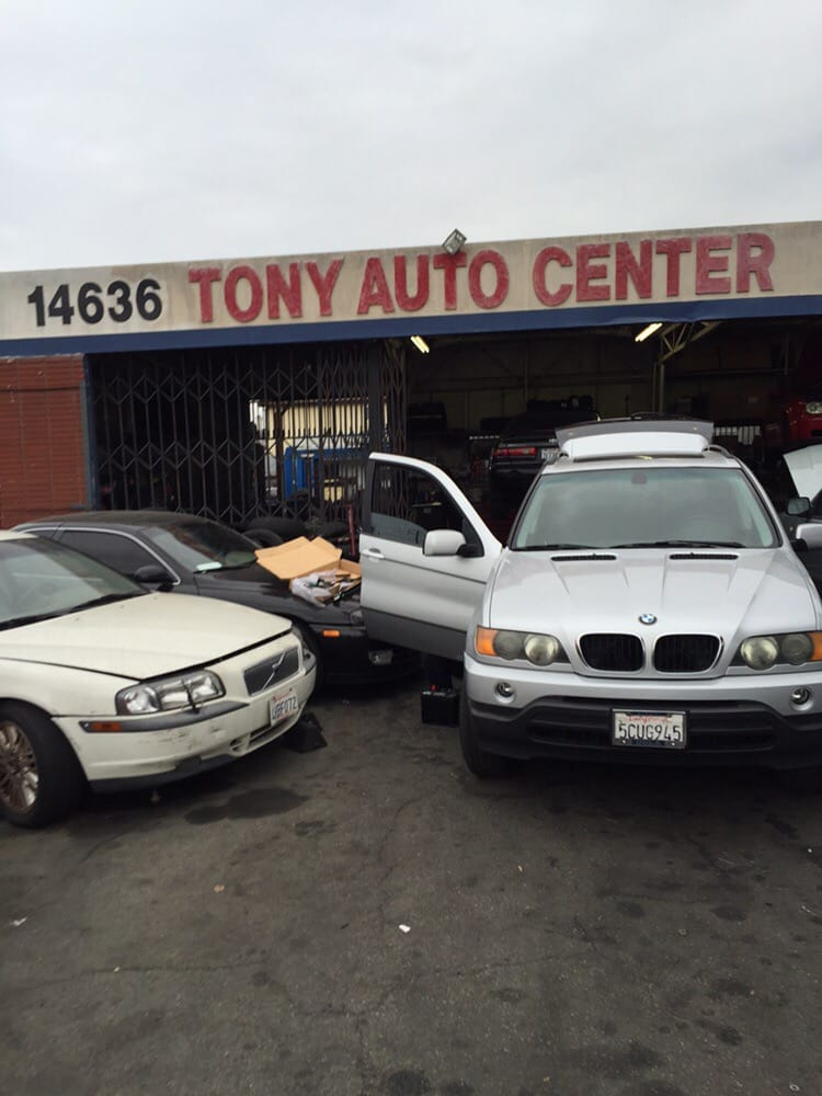Oil Change Prices Near Me >> Tony's Auto Repair - 38 Reviews - Auto Repair - 14636 S Western Ave, Gardena, CA - Phone Number ...