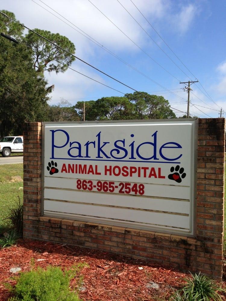 Parkside Animal Hospital: 5570 Sr 542 W, Winter Haven, FL