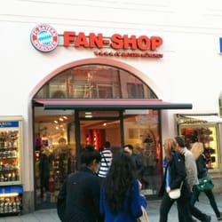 FC Bayern Fan Shop Sportbekleidung Neuhauser Str. 2